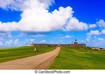 Puerto Rico Fort