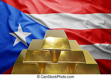 puerto rico gold reserves