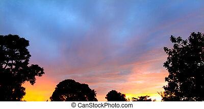 Puerto Rico Sunset