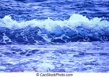 Puerto Rico Waves