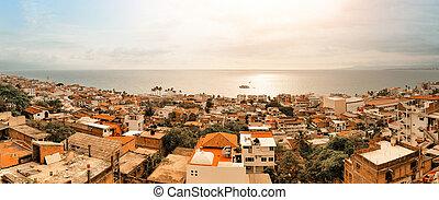 Puerto Vallarta Mexico Panorama