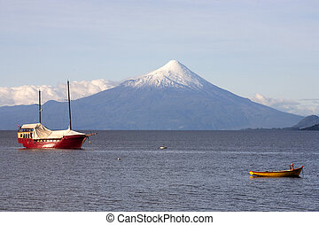 puerto, varas, chile