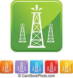 puits de pétrole