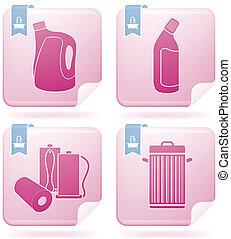 pulizia, apparecchi