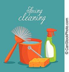 pulizia molla, disegno