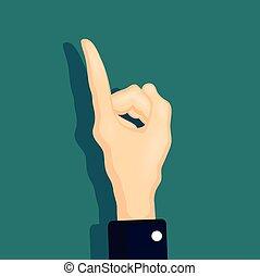 pulken pointing