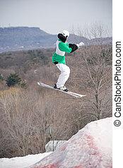 pullover ski