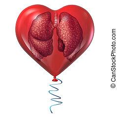 pulmón, salud