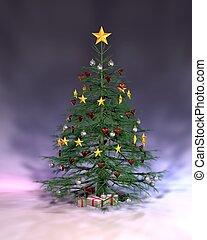 Pulple Christmas