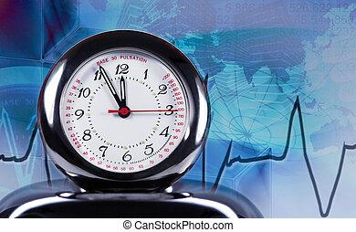 puls, часы
