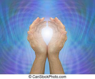 Pulsating Quantum Healing Energy