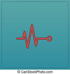 Pulse computer symbol