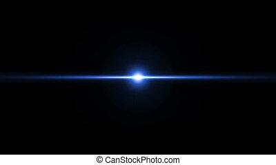 pulse star ray open