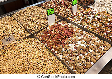 Pulses & Nuts for Sale