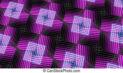 Pulsing Neon