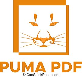puma pdf file logo vector for your company or brand