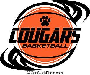 pumas, baloncesto