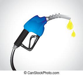pump, bensin