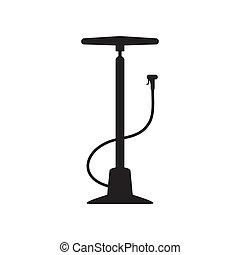 pump, cykel