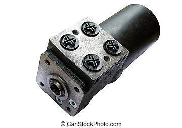 pump dispenser hydraulic steering system