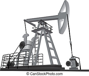 Pump for oil