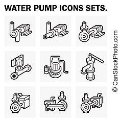 Pump icons
