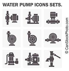 pump, ikon