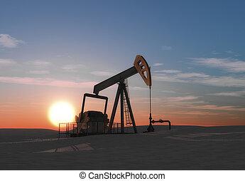 pump., petroleum