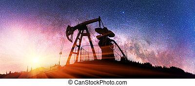 pumpa, do, ta, grafické pozadí, o, zlatý hřeb, do, ta, carpathians
