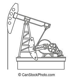 pumpa, nafta