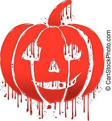 Pumpkin blood