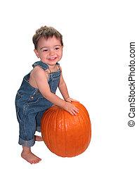 Pumpkin Boy v2