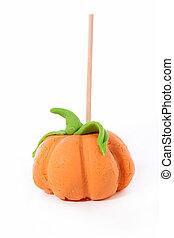 pumpkin cakepop