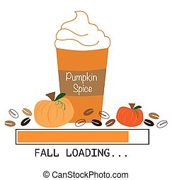 Pumpkin Coffee
