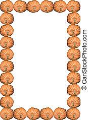 Pumpkin Frame