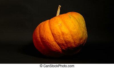 pumpkin jack o lantern - how to make jack o lantern. big...