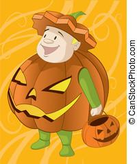 Pumpkin Kid