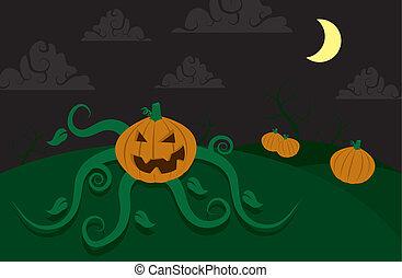 Pumpkin Spooky