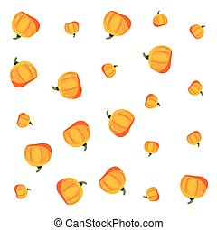 pumpkin vegetable fresh background
