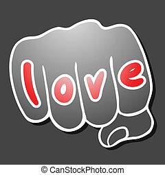 Punch love