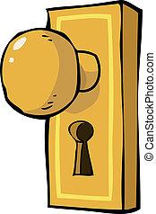punho porta