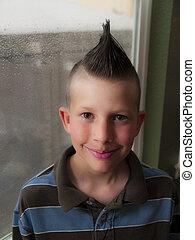 Punk child