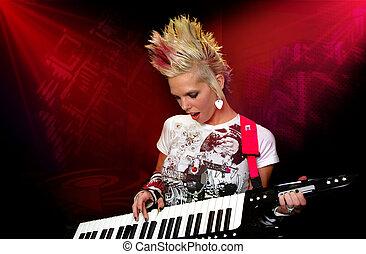 Punk Musician