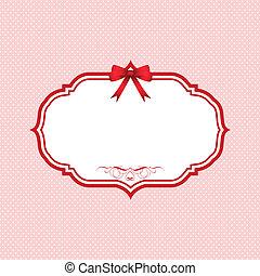 punt, valentines, polka, dag, achtergrond
