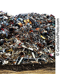 punta, rifiuti