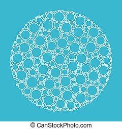 punti, cerchio