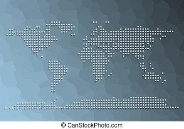punto, mundo, maps.