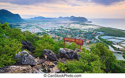 punto vista, khao, samroi, nazionale, yod, parco, dang, tailandia