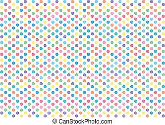puntos, plano de fondo, resumen, mosaico, pixel