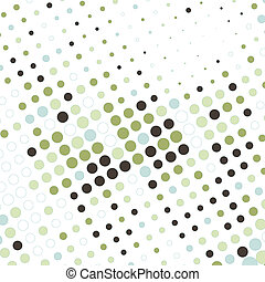 puntos, resumen, plano de fondo, colorido, empresa / negocio